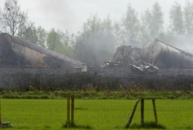 Felle kritiek op aanpak treinramp