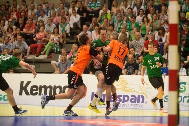 Bocholt wint Beneluxliga handbal (video)
