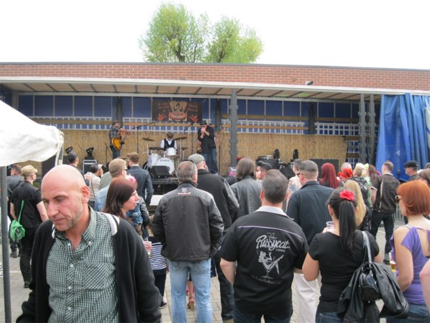 Zon, nostalgie en rockabillie