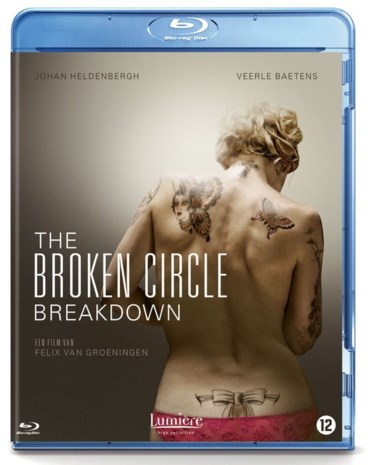 DVD: The Broken Circle Breakdown  - (***)
