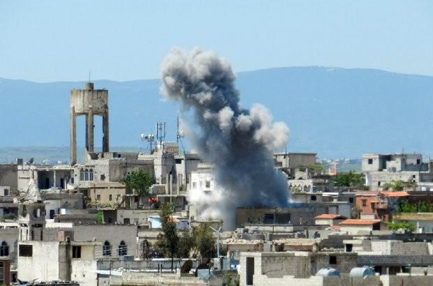 VN ziet geen bewijs van gebruik chemische wapens in Syrië