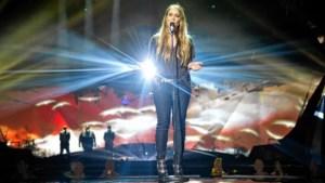 Anouk geblesseerd net voor halve finale Eurosong