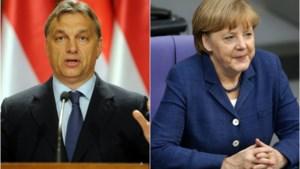 Hongaarse premier schoffeert Duitsland met nazi-vergelijking