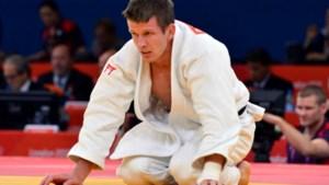 Judoka Van Tichelt geblesseerd naar Masters