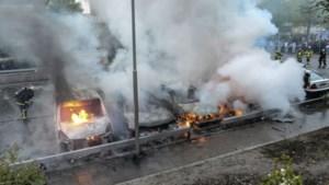 Opnieuw rellen in Zweedse hoofdstad Stockholm