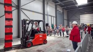 Limburger wint Belgisch kampioenschap heftruck in Antwerpen