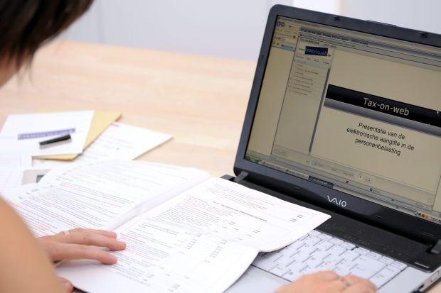 Belg riskeert foute belastingaangifte