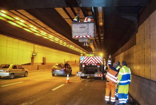Politie mag beelden incident Kennedytunnel niet herbekijken