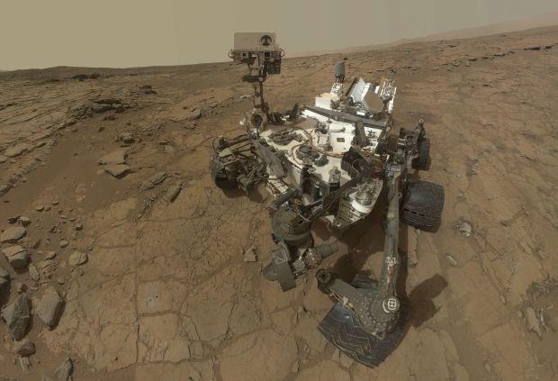 Curiosity bewijst vroeger bestaan van waterlopen op Mars