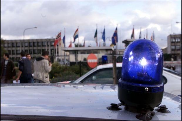 Groot gaslek aan NAVO in Brussel gedicht