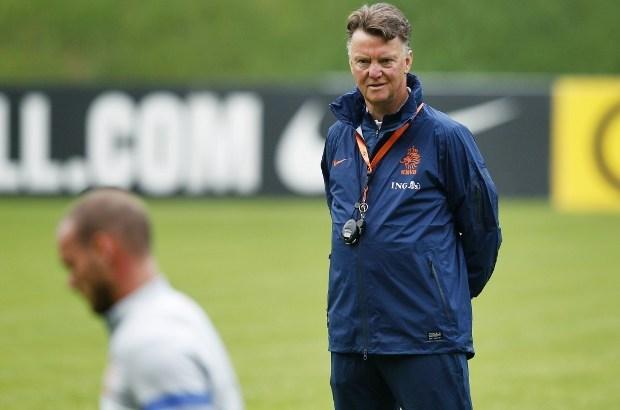 Louis van Gaal stopt na WK als Nederlands bondscoach
