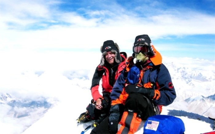 """""""Ik droom opnieuw van de Mount Everest"""""""