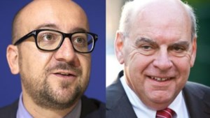 Charles Michel en Daniël Termont krijgen prijs voor politieke moed