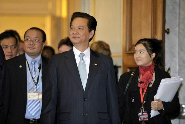 Vietnamese premier krijgt bolwassing in parlement