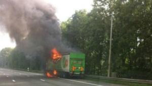 Ongeval op E19 blijft voor hinder zorgen