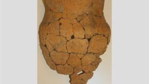 4000 jaar oude pot krijgt definitieve thuis