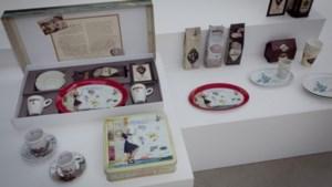 Panamarenko ontwerpt koffiekopjes voor echtgenote