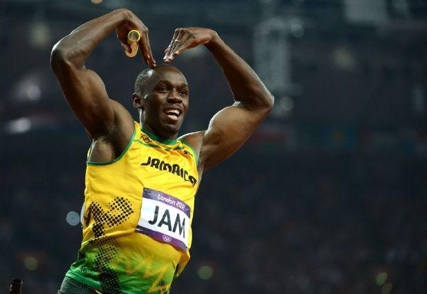 Usain Bolt walst over concurrentie in Jamaica