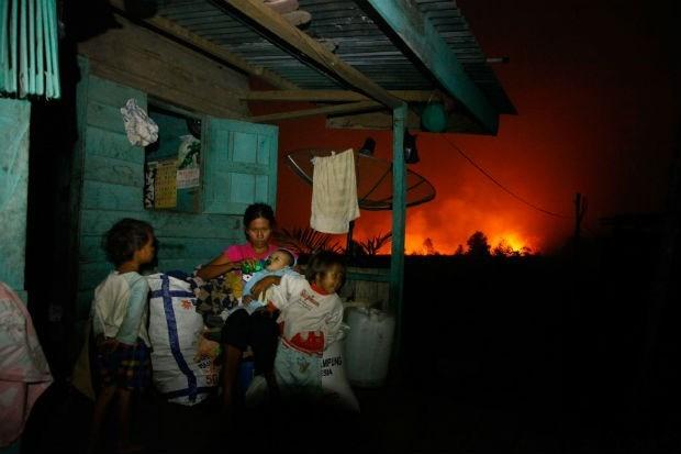 Kunstmatige regen ingezet tegen bosbranden Indonesië