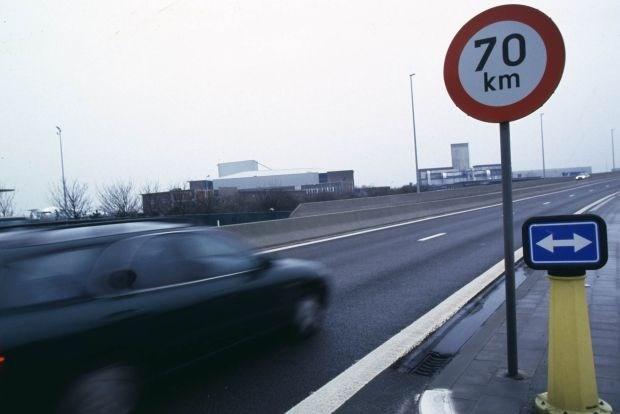 Helft verkeersdoden valt in zones 70 en 90