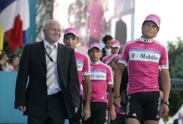 "Pevenage: ""T-Mobile wist dat Ullrich zich dopeerde"""