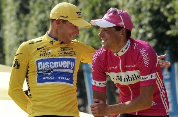 "Armstrong steunt ""vriend"" Ullrich"
