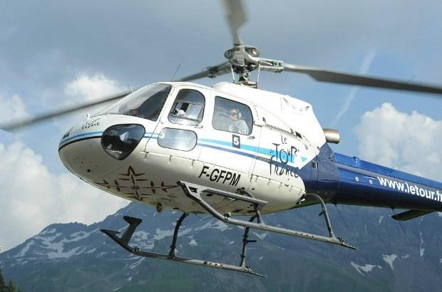 Top 20 kan verplaatsing met helikopter maken