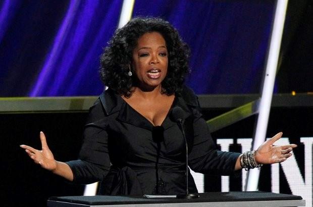 """Oprah Winfrey machtigste beroemdheid ter wereld"""