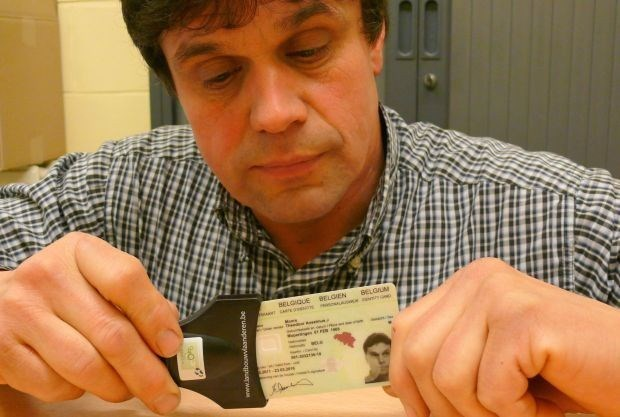 Elke week vergeten 4.000 Belgen pincode van identiteitskaart