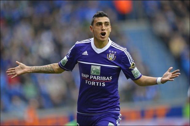 Matias Suarez verlengt contract bij Anderlecht tot 2017