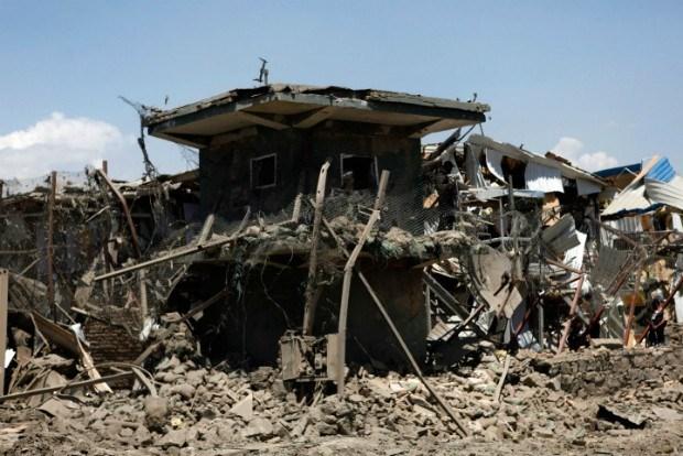 Elf doden bij aanslag op bedrijf in Kaboel
