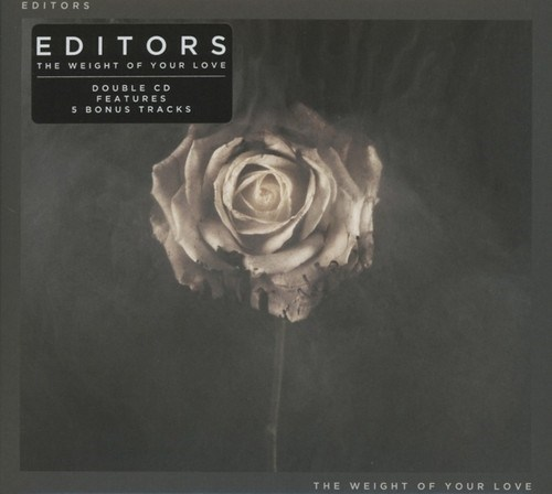 CD: The weight of our love -  Editors  (***)