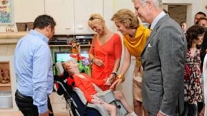 Zwaar zieke Justyna (13) tijdig hersteld voor prinselijk bezoek