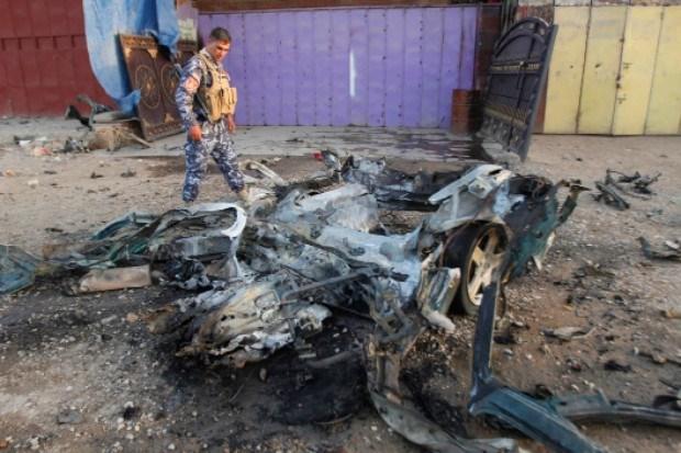 Minstens veertig doden bij reeks aanslagen in Irak