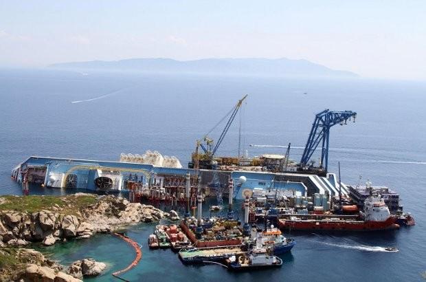 Berging Costa Concordia kost tweemaal meer dan gedacht