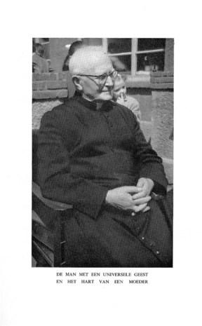 Priester Ivo Cornelis overleed 55 jaar geleden