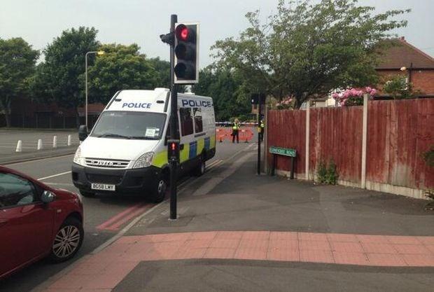 Mogelijke terreuraanval in Engeland amper uur na begrafenis Lee Rigby