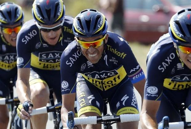"""Alberto Contador: """"Ronde verandert elke dag van gezicht"""""""