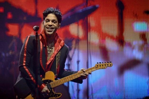 Prince onverwachts op North Sea Jazz