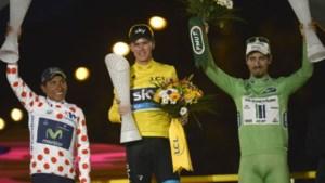 Froome nieuwe UCI-leider, België zakt in landenranking