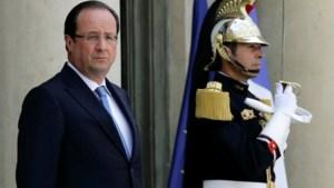 Franse president feliciteert koning Filip