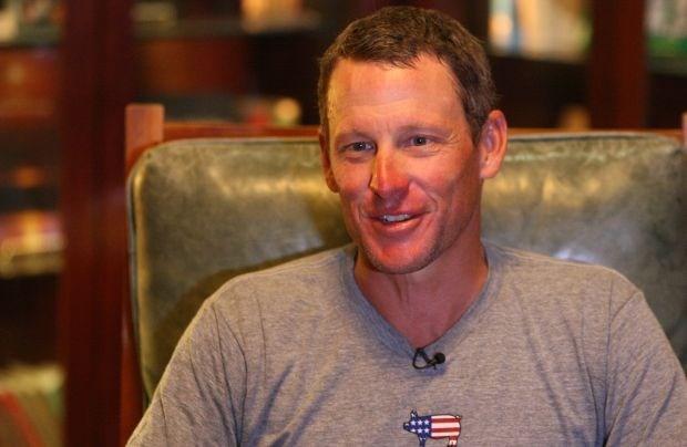 """Lance Armstrong: """"Ik ben niet verrast"""""""