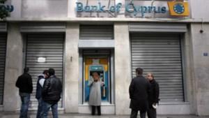 Grootspaarders Bank of Cyprus verliezen helft van spaartegoeden