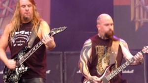 Slayer zegt af voor Pukkelpop