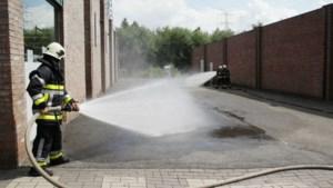 Brandweer rukt uit voor lekkend batterijzuur