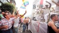 Kleurrijke en internationaal getinte Pride Parade door Antwerpen