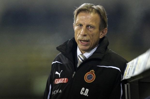 Christoph Daum (ex-Club Brugge) aan de slag bij Bursaspor