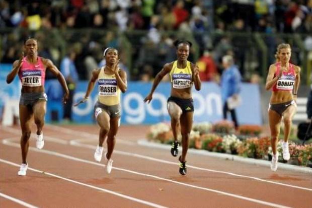 Kelly-Ann Baptiste afwezig op WK na positieve dopingplas