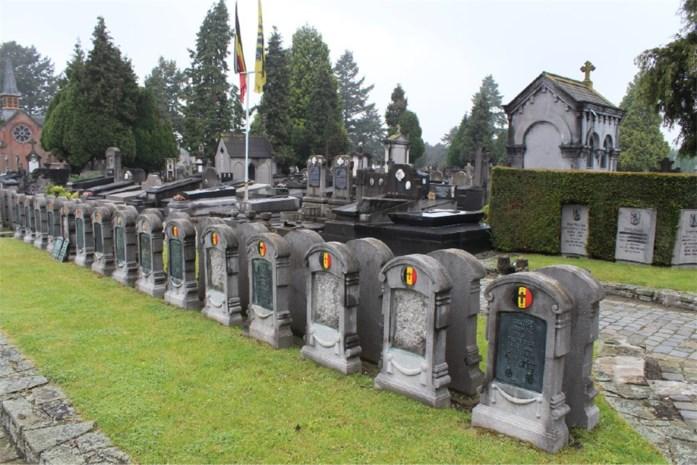 Stad herstelt graven gesneuvelden