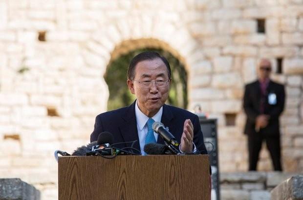 Ban Ki-moon ongerust over geweld in Egypte